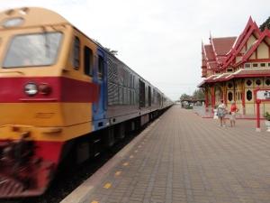 hua hin jernbanestasjon